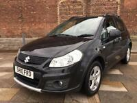 2010 SUZUKI SX4 / NEW MODEL / ALLOYS / ELECTRIC WINDOWS / CD / MAY MOT .
