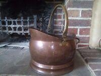 Coal scuttle bucket
