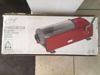 Sausage Stuffer - Tre Spade - Professional Mod.5 Rosso