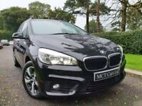 Sep 2017 BMW 2 Series 216d SE 5dr Step Auto REVERSE CAMERA, 7 SEATER, SAT NAV, POWER BOOT, FBMWSH