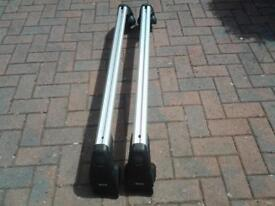 BMW 5 SERIES 2014 ROOF RAILS collection only £40