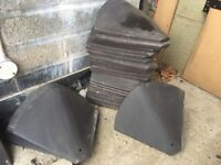 Marley Hawkins Semi Bonnet Hip Roof Tiles-