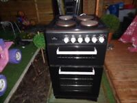 NEW WORLD ELECTRIC COOKER 50 CM DOUBLE OVEN
