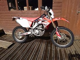 2013 Honda CRF 250 x Enduro PX and delivery possible