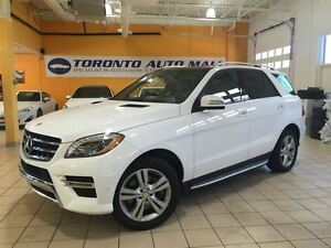 2014 Mercedes-Benz M-Class ML350 BlueTEC 4MATIC|360 CAMERA|BLIND
