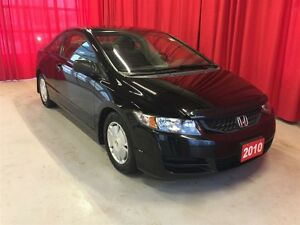 2010 Honda Civic DX-G Coupe AT