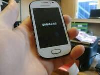 Samsung galaxy fame mobile phone