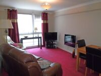 Large 1 bedroom flat close to Dumfries town centre. Residents Parking. Available Now