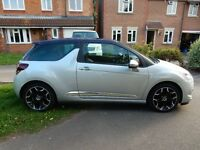 Citroen DS3 1.6 e-hdi DSport plus Top of the range 2013 63 Full leather, FCSH, recently serviced