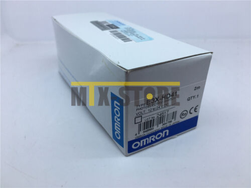 1PCS Nouveau OMRON E3X-HD41