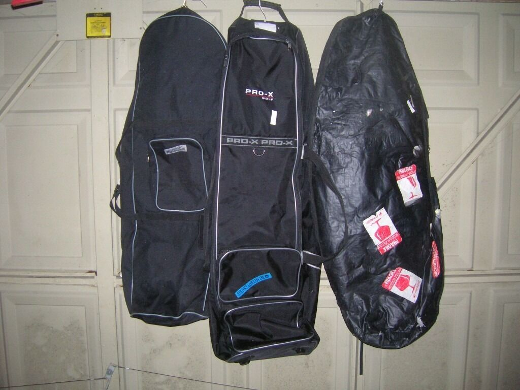 GOLF FLIGHT BAGS