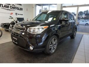 2015 Kia Soul Auto, Leather, Heated Seats