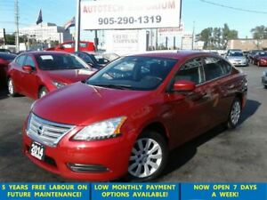 2014 Nissan Sentra Auto All Pwr/Bluetooth &GPS*$39/wkly