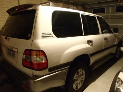2006 Toyota Landcruiser. Immaculate