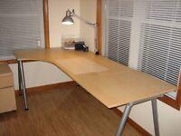 Huge IKEA galant desk