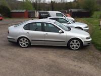 Seat Toledo 1.9tdi low mileage