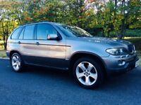 BMW X5 Auto Sport - audi q5 q7 volvo xc90 land range rover 4x4 jeep suv x3 mercedes ml porsche ford