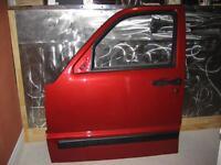 2008 Jeep Liberty door