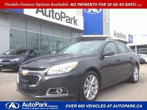2015 Chevrolet Malibu LT| Navigation| Leather| Rear View Camera|