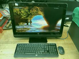 HP Z440 Xeon 16GB RAM 500GB SSD 2TB SATA 2 Nvidia GPU's   in