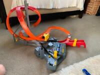 Hot wheels spin storm