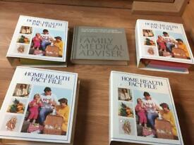 Home health fact books and health medical dictionary