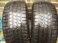 Pirelli tyres 2x 225 55 16