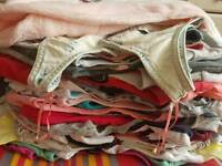 Girls clothes bundle 567 years