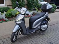 Honda SH300 A-B, 2011, Silver, Low mileage, Well maintained, Windscreen included, 2 owners