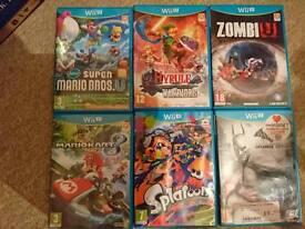 Wii u games bundle