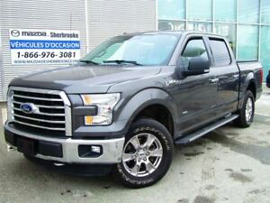 2016 Ford F-150 XLT 4X4 CREW CAB TOIT PANORAMIQUE