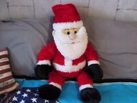 Chad Valley Father Christmas toy