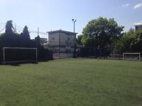 Play football in South West London! Friendly sessions available to join.
