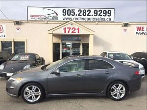 2009 Acura TSX Premium, Leather, Sunroof, WE APPROVE ALL CREDIT