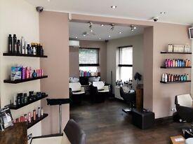 Long Established Hair Dressing/Barber Shop Premises To Let In Archway N19 Area