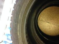 WINTER TIRES/ PNEUS D'HIVER 285/45r22 GREAT CONDITION
