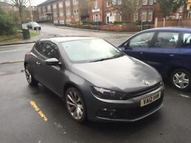 2012 Vw scirocco 2.0 tdi gt bluemotion only 35490 mi
