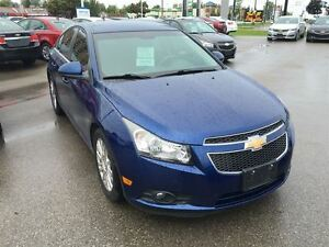 2012 Chevrolet Cruze ECO ~ NEW PRICE!!! ~ GORGEOUS COLOUR!! London Ontario image 7