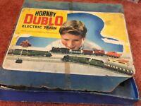 Hornby Train Set 1952-53