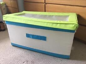 Ikea Storage box.