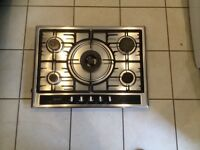 Neff T26S56NO 5 ring gas hob