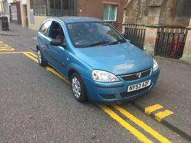 Vauxhall Corsa 1.2 2004 moted