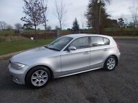 2004 BMW 120 SE 5 DOOR 2 OWNERS FROM NEW 6 SPEED
