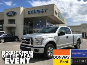 2015 Ford F-150 XLT SUPERCAB|6.5FT BED|5L V8|$DOWN $122 WEEKLY
