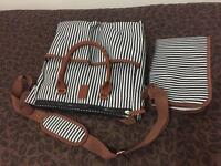 Baby changing bag - New