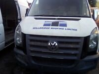 BREAKING FOR PARTS VW CRAFTER 2008 2.5 TDI