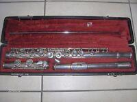 Yamaha Nippon Gakki YFL2615 Flute in original case
