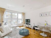 Stunning 1 Bed Flat With River Views, Concierge, Gym,Parking Inc In Oyster Wharf - Clapham Junction