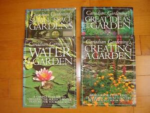 Four Great Gardening Books from Canadian Gardening