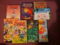 8 Adventure time comics